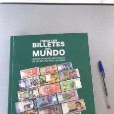 Lotes de Billetes: TODOS LOS BILLETES DEL MUNDO. COMPLETO INCAL EDICIONES.. Lote 238708350