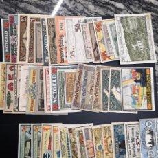 Lotes de Billetes: LOTE DE 46 BILLETES DE NOTGELD DE PRUSIA Y ALEMANIA SIN CIRCULAR. Lote 240597385