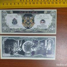 Lotes de Billetes: BILLETE CONMEMORATIVO DOLARES DOLAR - USA - QUEEN . THE SHOW MUST GO ON. Lote 242901500