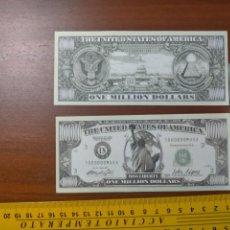 Lotes de Billetes: BILLETE CONMEMORATIVO DOLARES DOLAR - USA - MISS LIBERTY LA ESTATUA DE LA LIBERTAD,. Lote 242902225