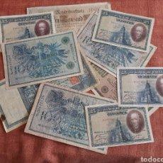 Lotes de Billetes: (VARIOS) LOTE DE BILLETES. Lote 245420700