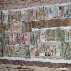 Lots de Billets: + DE 400 BILLETES DE DIFERENTES PAISES ( ENVIO CONBINADO). Lote 252508470