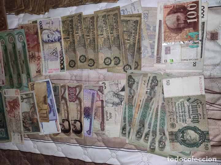 Lotes de Billetes: + DE 400 BILLETES DE DIFERENTES PAISES ( ENVIO CONBINADO) - Foto 2 - 252508470