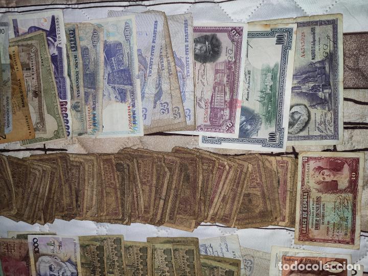 Lotes de Billetes: + DE 400 BILLETES DE DIFERENTES PAISES ( ENVIO CONBINADO) - Foto 5 - 252508470