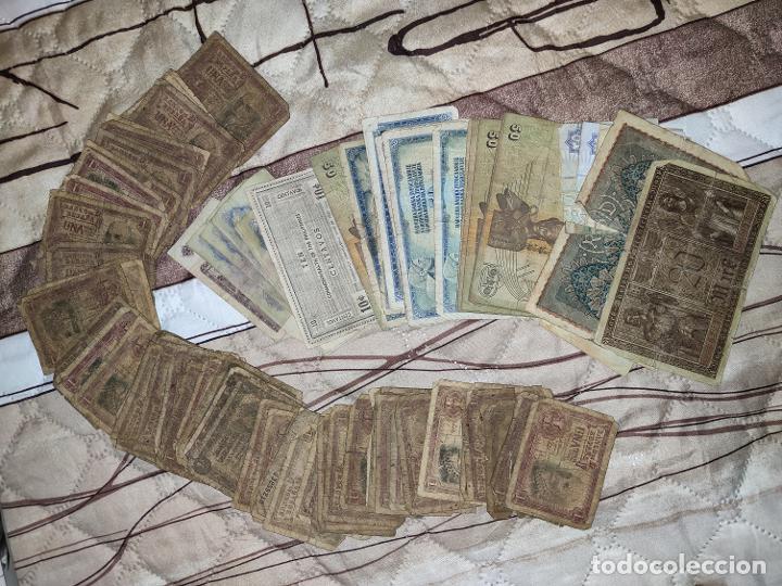 Lotes de Billetes: + DE 400 BILLETES DE DIFERENTES PAISES ( ENVIO CONBINADO) - Foto 9 - 252508470