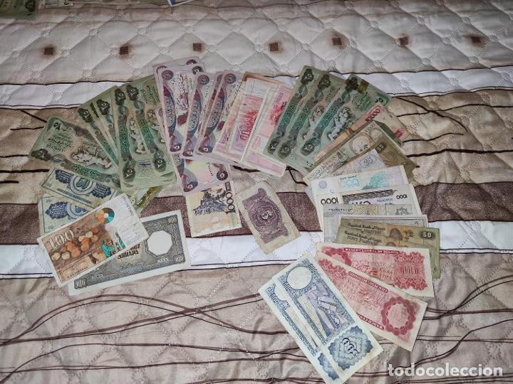 Lotes de Billetes: + DE 400 BILLETES DE DIFERENTES PAISES ( ENVIO CONBINADO) - Foto 10 - 252508470