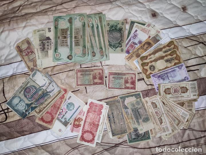 Lotes de Billetes: + DE 400 BILLETES DE DIFERENTES PAISES ( ENVIO CONBINADO) - Foto 11 - 252508470