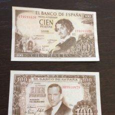 Lotes de Billetes: LOTE DE DOS BILLETES. Lote 262428610