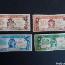 Lotes de Billetes: LOTE DE BILLETES DE MORTADELO. ED. BRUGUERA. RECORTABLES AÑOS 70.. Lote 267475984