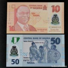 Lotti di Banconote: ⚜️ B2206. NIGERIA. SIN CIRCULAR. Lote 269253538