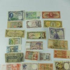 Lots de Billets: COLECCION LOTE DE BILLETES DEL MUNDO. Lote 285396023