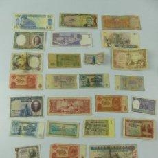 Lots de Billets: COLECCION LOTE DE BILLETES DEL MUNDO. Lote 285396528