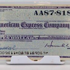 Lots de Billets: AMERICAN EXPRESS. Lote 287186473