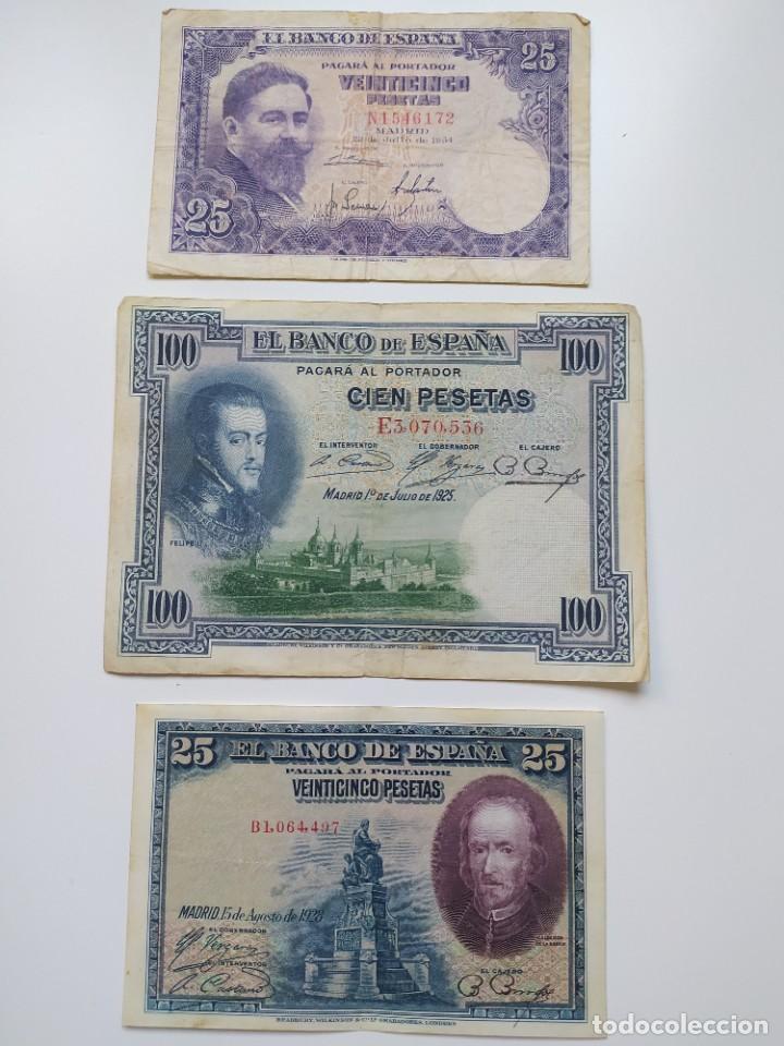 Lotes de Billetes: Excelente lote de 38 billetes españoles (21) y alemanes (17) ,todos diferentes(ver fotos) - Foto 9 - 288332713