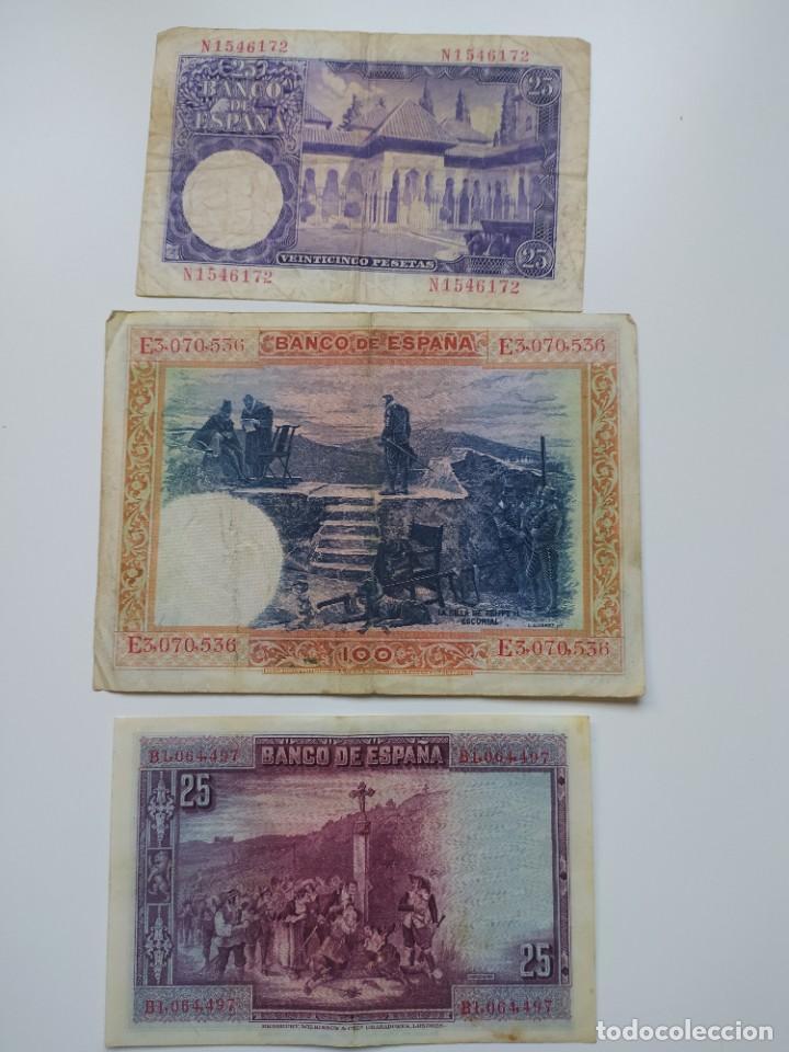 Lotes de Billetes: Excelente lote de 38 billetes españoles (21) y alemanes (17) ,todos diferentes(ver fotos) - Foto 10 - 288332713