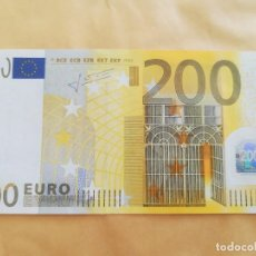 Lotes de Billetes: BILLETE 200 EURO 2002 LETRA X (ALEMANIA). Lote 288637208