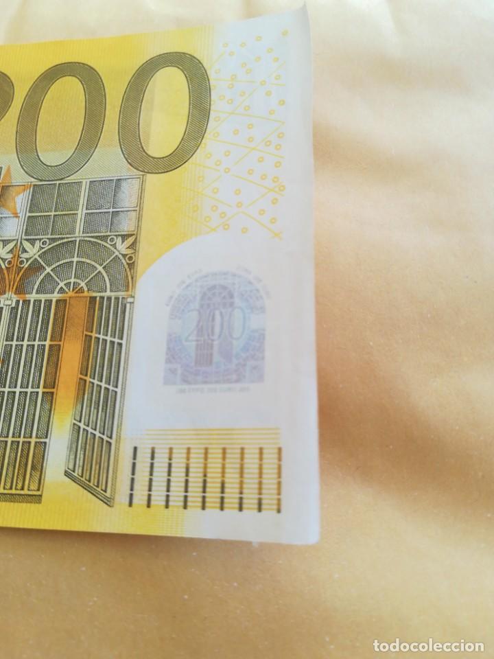 Lotes de Billetes: Billete 200 euro 2002 letra X (Alemania) - Foto 4 - 288637208