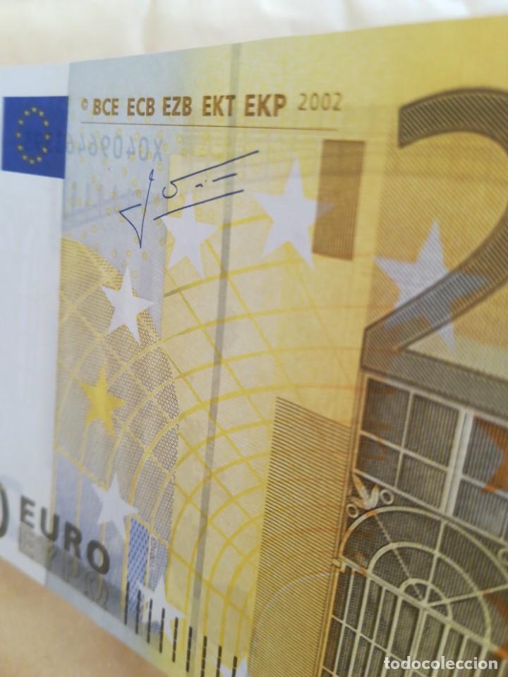 Lotes de Billetes: Billete 200 euro 2002 letra X (Alemania) - Foto 5 - 288637208