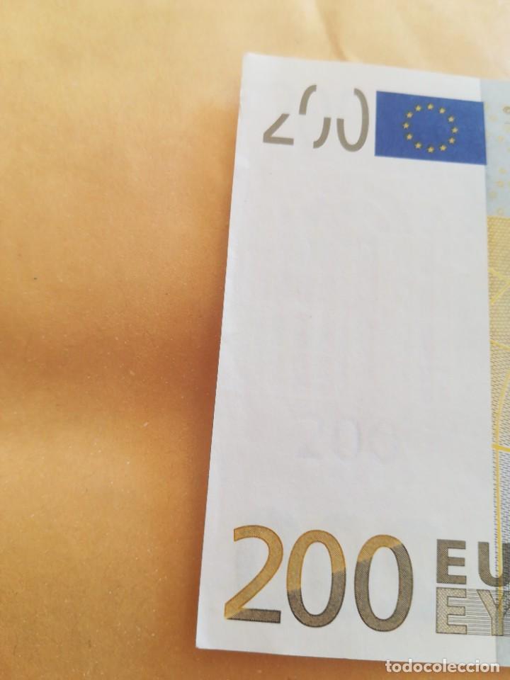 Lotes de Billetes: Billete 200 euro 2002 letra X (Alemania) - Foto 6 - 288637208