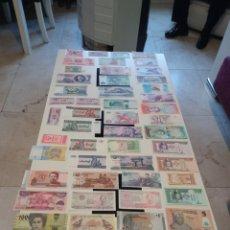 Lotes de Billetes: LOTE 53 BILLETES EXTRANJEROS SIN CIRCULAR. Lote 295619218