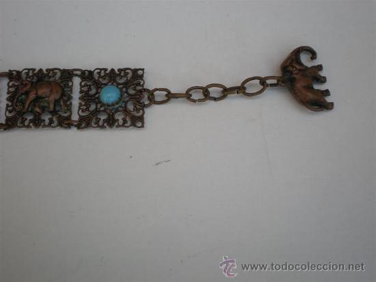 Joyeria: pulsera de metal plateado - Foto 3 - 21653018