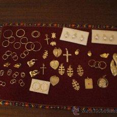 Joyeria: ESPECTACULAR LOTE DE PIEZAS DE GOLD FILLED DE 14 /20 K. Lote 31395534