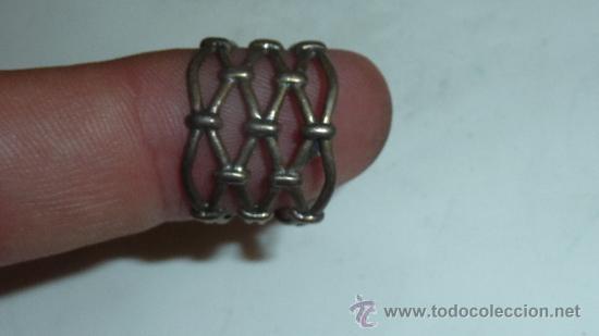 Joyeria: Lote de anillos antiguos, algunos en plata. - Foto 2 - 32324294