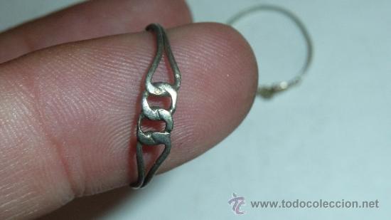 Joyeria: Lote de anillos antiguos, algunos en plata. - Foto 10 - 32324294