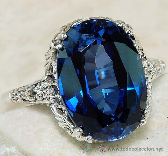 espectacular anillo vi...