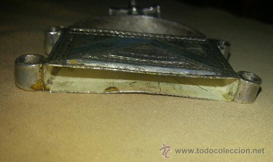 Joyeria: RARO Y ESPECTACULAR COLGANTE VINTAGE DE PLATA DE LEY - 581 - Foto 3 - 37133142