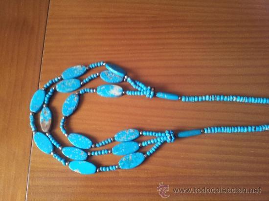Joyeria: COLLAR DE PIEDRAS AZULES (BISUTERIA) - Foto 2 - 39354582