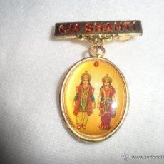 Joyeria: JOYA DE INDIA [METAL Y CRISTAL]. Lote 41059867