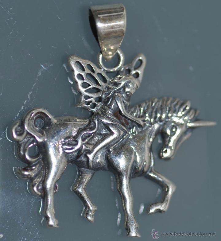 El Unicornio de plata Joyería Colgantes
