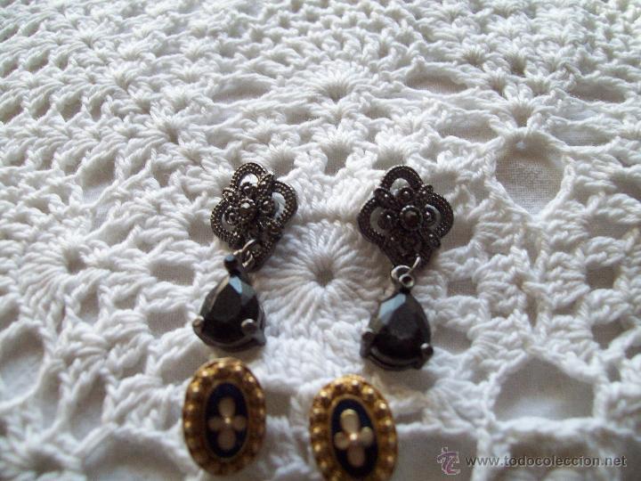 Joyeria: Pendientes dormilonas bisuteria de marca - Foto 3 - 42339156