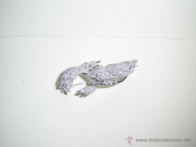 Joyeria: BONITO BROCHE EN PLATA RODIADA - Foto 2 - 44302104