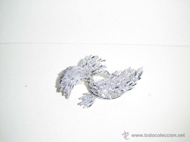 Joyeria: BONITO BROCHE EN PLATA RODIADA - Foto 8 - 44302104