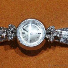 Schmuck - Reloj Omega Original, de señora, Oro blanco y diamantes - 45818966