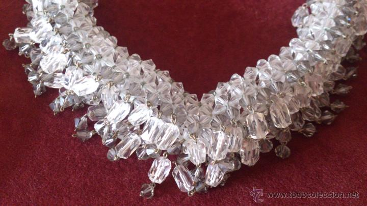 Joyeria: Conjunto cristal de roca - Foto 3 - 46477275
