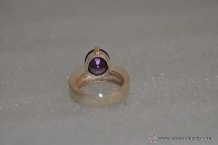 Joyeria: anillo de diseño de plata de ley contrastada 925 , vintage - Foto 3 - 47585060