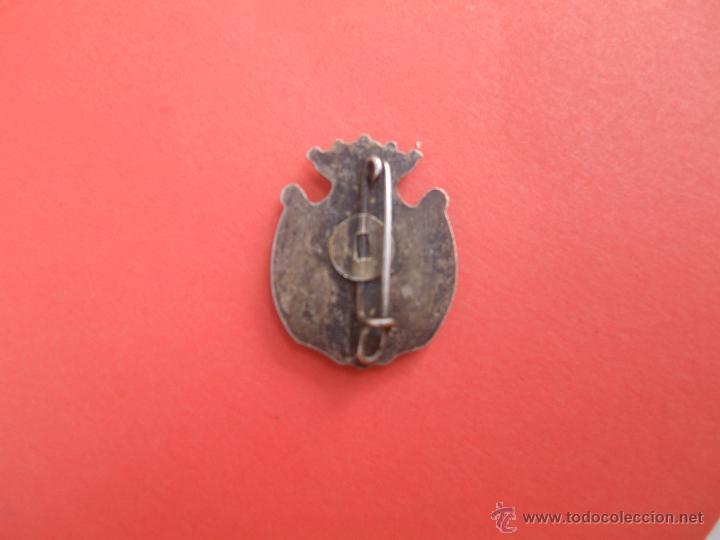 Joyeria: INSIGNIA DE PLATA MACIZA Y ESMALTES GRAN TAMAÑO ,, VER - Foto 4 - 47834836
