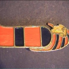 Joalheria: BROCHE EGIPCIO METAL POLICROMADO. Lote 60980262