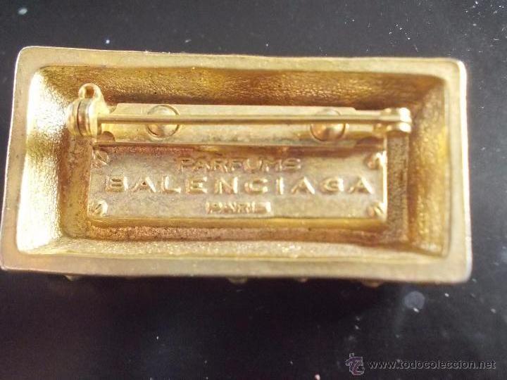 Parfums CmSold Direct Paris4 Broche Balenciaga 5x2 Through K1TclFJ3