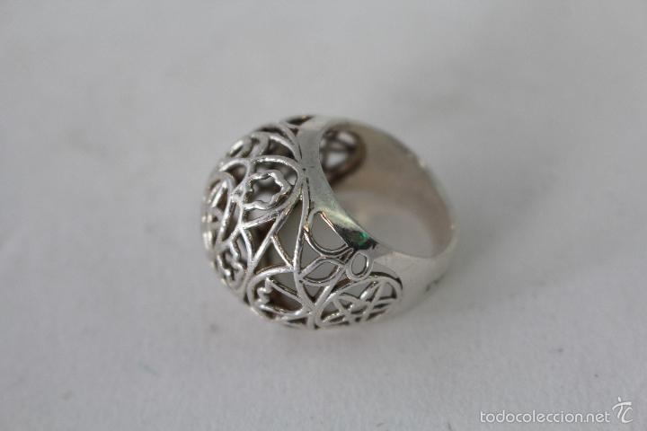 a95b378de6cd anillo tous en plata de ley