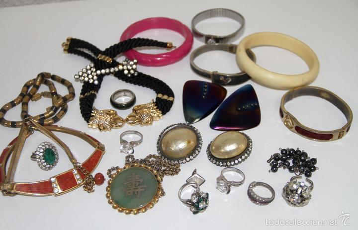 6fc3062b6090 lote de bisutería vintage. diversos materiales. - Comprar Bisuteria ...