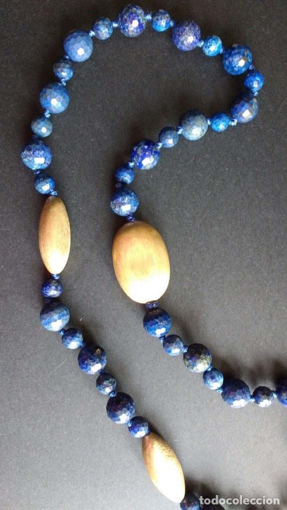 Joyeria: Collar lapislázuli. - Foto 2 - 94997831