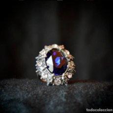 Joyeria - Anillo compromiso inspiración Kate Middleton cristal de swarovski - 95109023