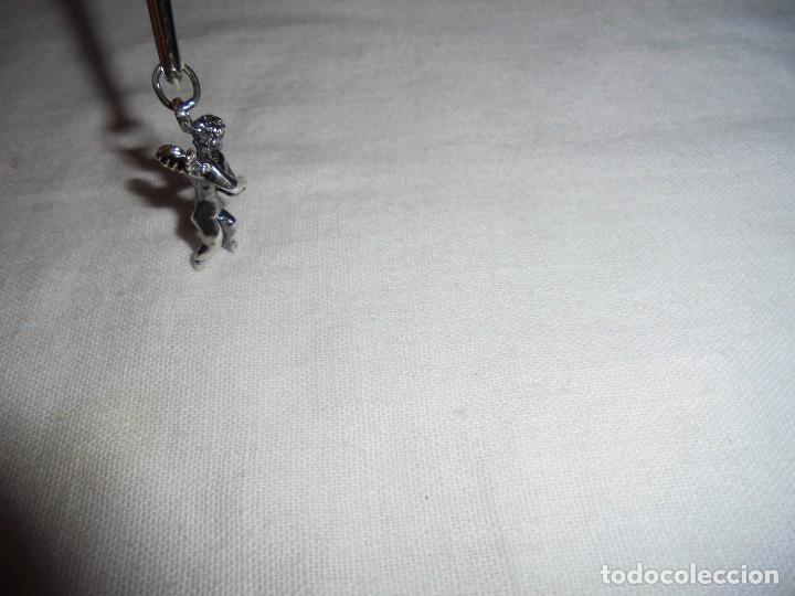 Joyeria: BONITO ANGEL DE PLATA CON INSTRUMENTO MUSICAL LAUD - Foto 4 - 113720043