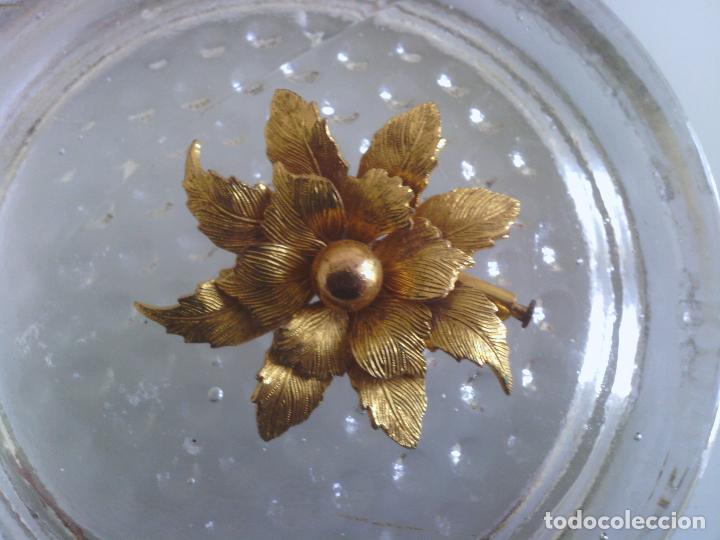 Joyeria: Broche de Flor - dorado - preciosa !!! - Foto 4 - 114478243