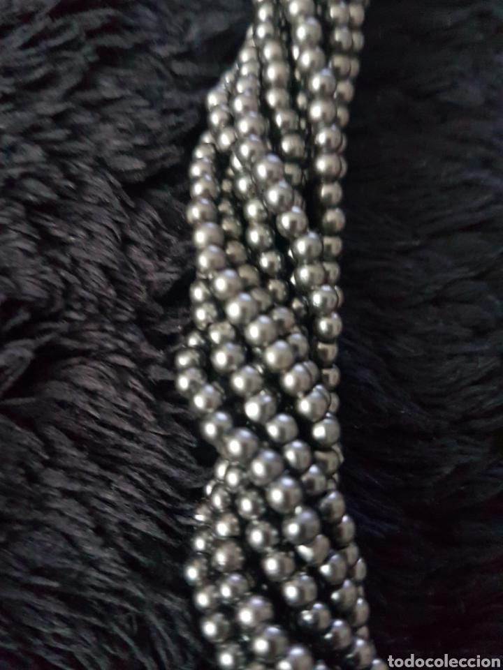 Joyeria: Collar gris - Foto 4 - 114608379