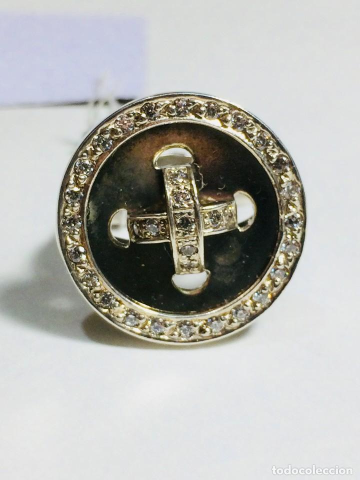 ANILLO DE PLATA 925 (Bisutería)